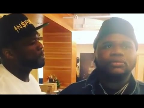 50 Cent Goes Off On Fatboy SSE For Snitching To FEDS