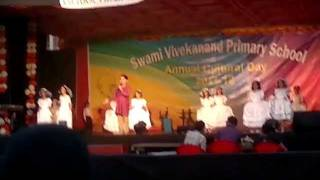 Swami Vivekananda Primary School (Chembur, Mumbai) Annual Day 2011 Class 1