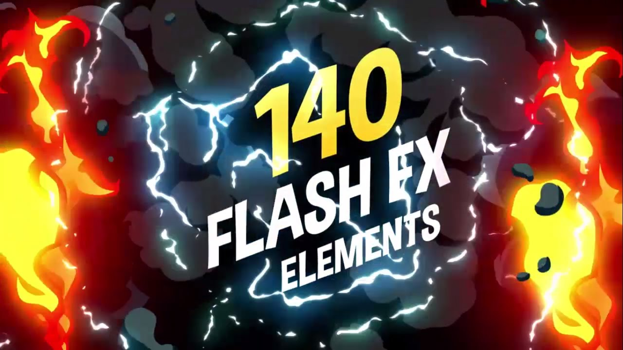 140 animated cartoon elements after effects template youtube