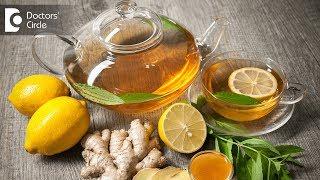 7 Natural remedies for Sore Throat - Dr. Priya Jain