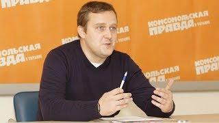 """Гендиректор НЛО TV о новых проектах  о продолжении """"Инфоголика"""""""