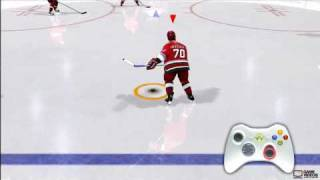 Skill Stick Tutorial- NHL 08