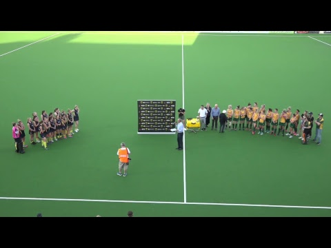 Women's Premier Grade Grade Final 2018 Lions v WASPS