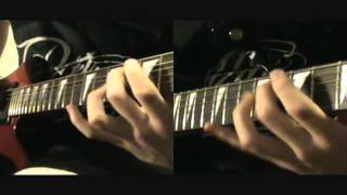 Heaven Shall Burn - The Only Truth Guitar Cover