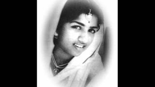 Kahe Naina Lade Lata Mangeshkar Film Jhamela (1953) C Ramchandra..