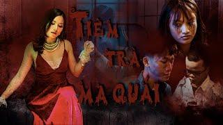 Nhạc chế: TIỆM TRÀ MA QUÁI - Tuyết Bít Parody MV