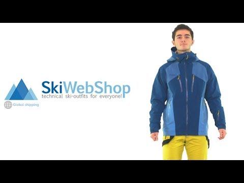 e4e75479 Bergans - Oppdal Insulated - Ski-jas - Heren - YouTube
