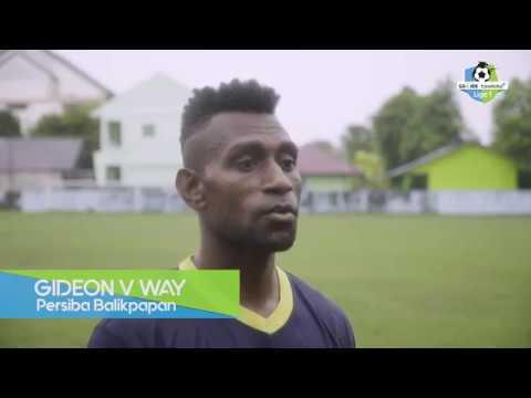 Interview Gideon Way