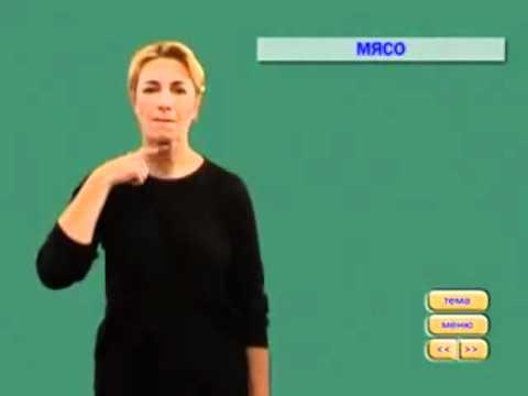 Урок жестов. Еда и напитки - Популярные видеоролики!