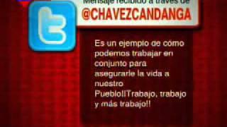 Presidente Chávez invita a gobernadores y alcaldes a construir la Patria Nueva