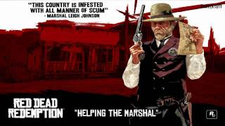 Red Dead Redemption Unreleased Soundtrack - Helping The Marshal