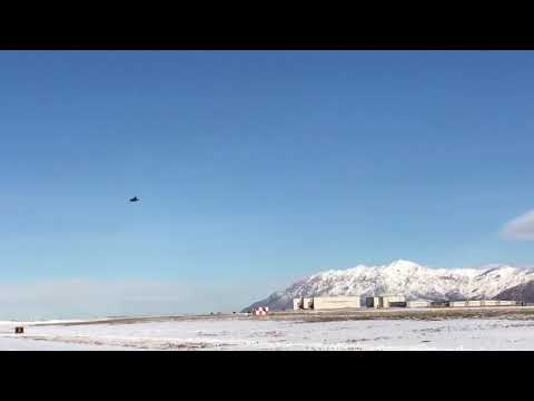 U.S. Air Force Conducts F-35A Combat Power Exercise Launching 52 Aircraft in Rapid Succession