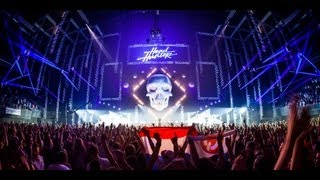 Q-dance presents: Headhunterz LIVE - Opening Show and set