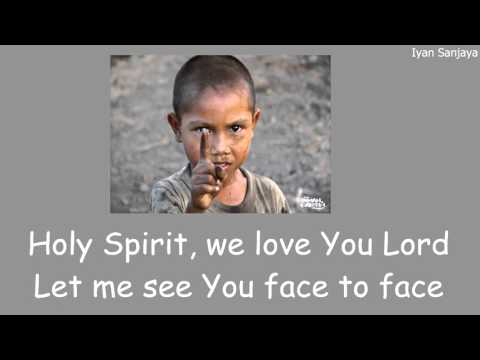 Redo - Holy Spirit [lyrics]