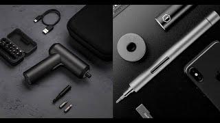Xiaomi Mi Mijia Ele¢tric Screwdriver & Wowstick Mi Youpin 1F+ BEST BUDGET HIGH QUALITY SCREWDRIVERS!