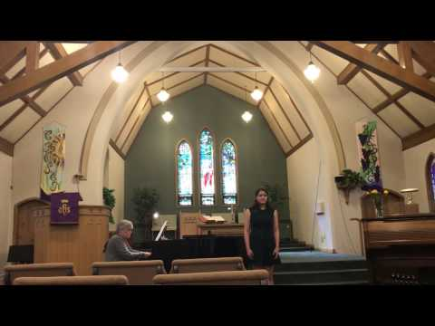 Once I Had A Sweetheart (Richard Walters) - Sung By Gillian Brown