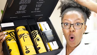 Pattern Beauty Styling Products On 4c Hair Review Youtube