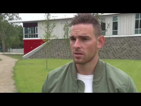 Janssen over zijn transfer naar Tottenham Hotspur
