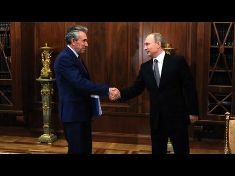 Banker who met with Kushner has Putin ties