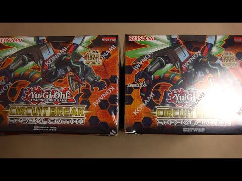Donnerstags Opening - 2x Circuit Break Special Edition Display
