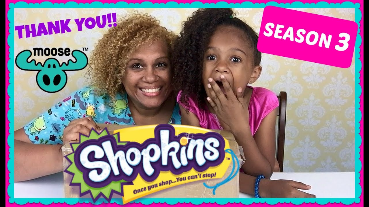 Shopkins season 3 surprise package from moose toys blind basket