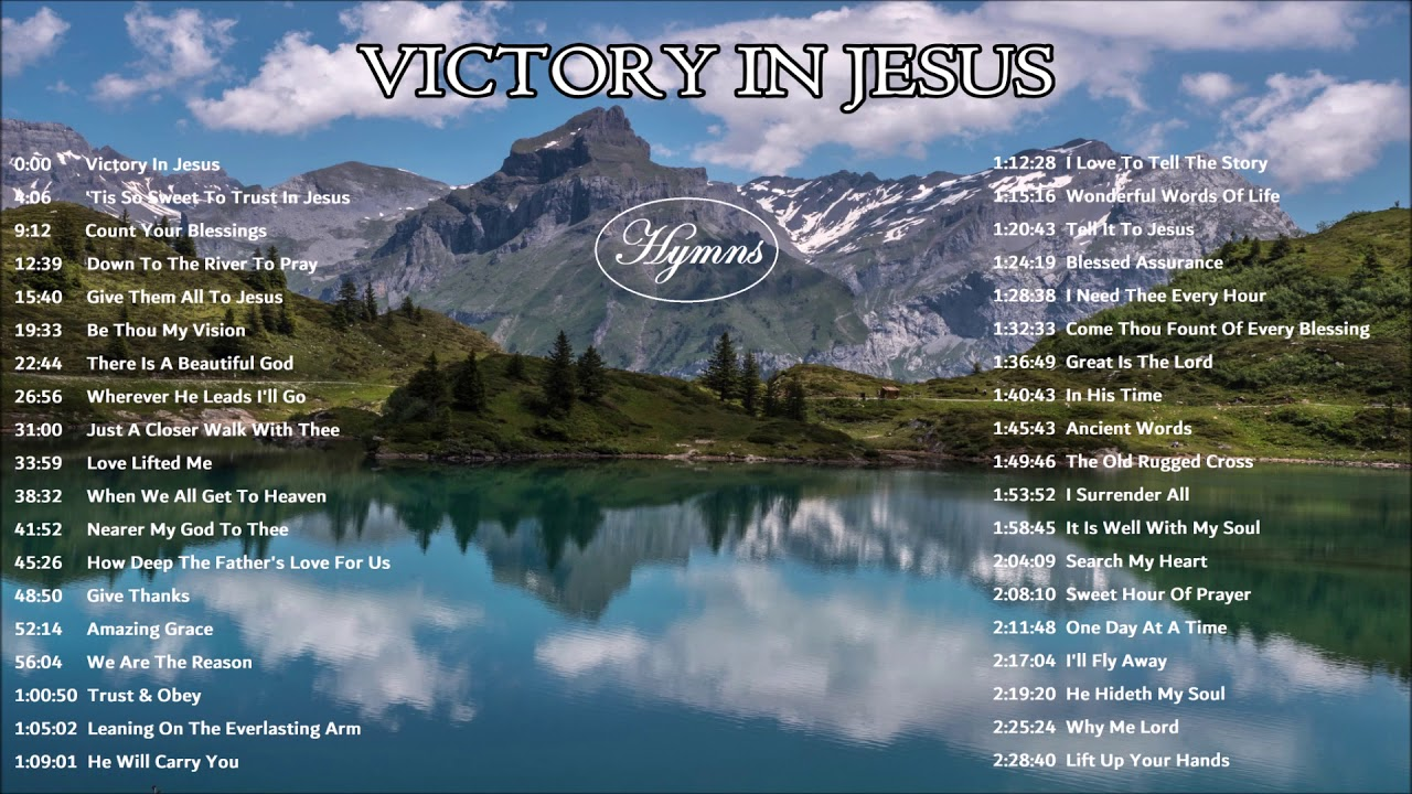VICTORY IN JESUS - Glorious Best Hymns for Devotion & Meditation - Instrumental by Lifebreakthrough