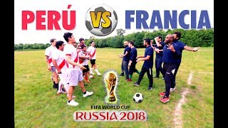 FRANCIA vs PERU (PICHANGA) FRANCE VS PEROU VOST