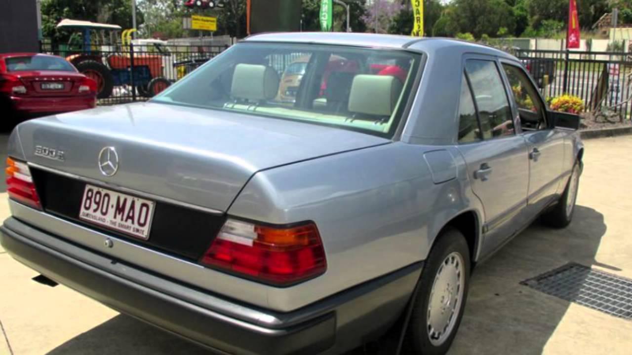 1987 mercedes benz 300e wdb124 300e silver blue 4 speed for 1987 mercedes benz 300e