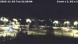 Одиночная авария у Арки 03.11.15(, 2015-11-03T18:25:19.000Z)