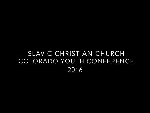 Colorado Youth Conference - Part 2