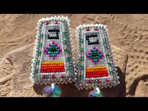 Beadwork by Beading It Real Gal ♡