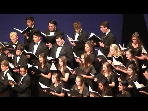 47th Annual D300 Choral Festival - High School Chorus - Regina Coeli - W.A. Mozart, Arr. R.A. Boyd