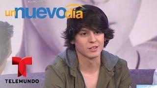 ¡Los chicos de CNCO responden preguntas de los fans! | Un Nuevo Día | Telemundo