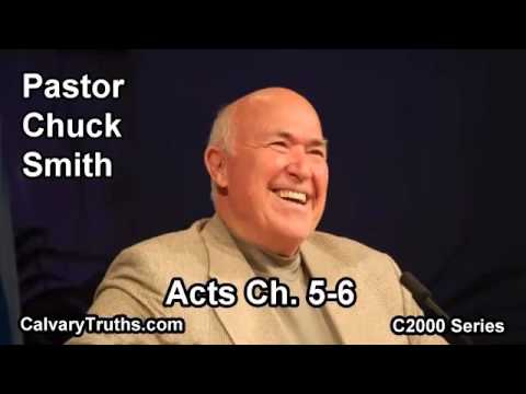 44 Acts 5-6 - Pastor Chuck Smith - C2000 Series