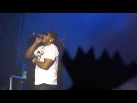 Nelly - Hey Porsche - live Manchester  2016