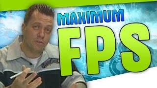 КАК РАЗОГНАТЬ FPS ВО ВСЕХ ИГРАХ НА МАКСИМУМ