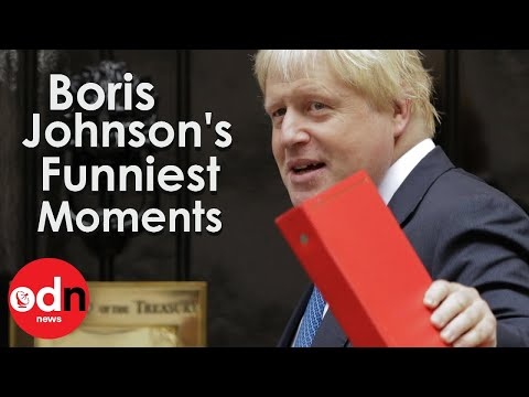 Boris Johnson's Funniest