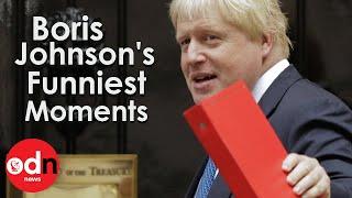 Boris Johnson's Funniest Moments Caught on Camera