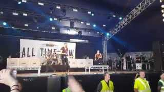 All Time Low - Dear Maria Count Me In @ Tinderbox, Denmark