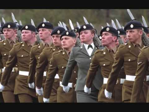 Royal Logistic Corps (Quick March)