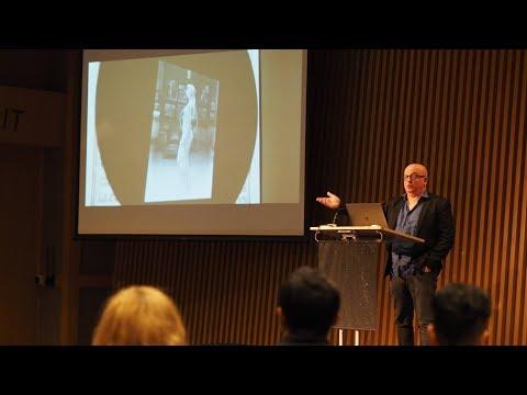 Seminar: Urban Media Art Academy - Maurice Benayoun (Part 4)