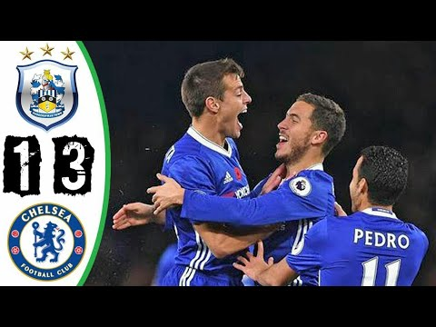 Download Chelsea vs Huddersfield 3-1 ● All goals and highlights ● Last match ● HD ●
