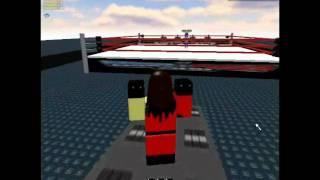 Roblox Wwe Royal Rumble