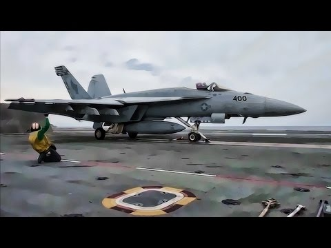 2nd Aircraft Carrier Sails Towards North Korea • May 2017