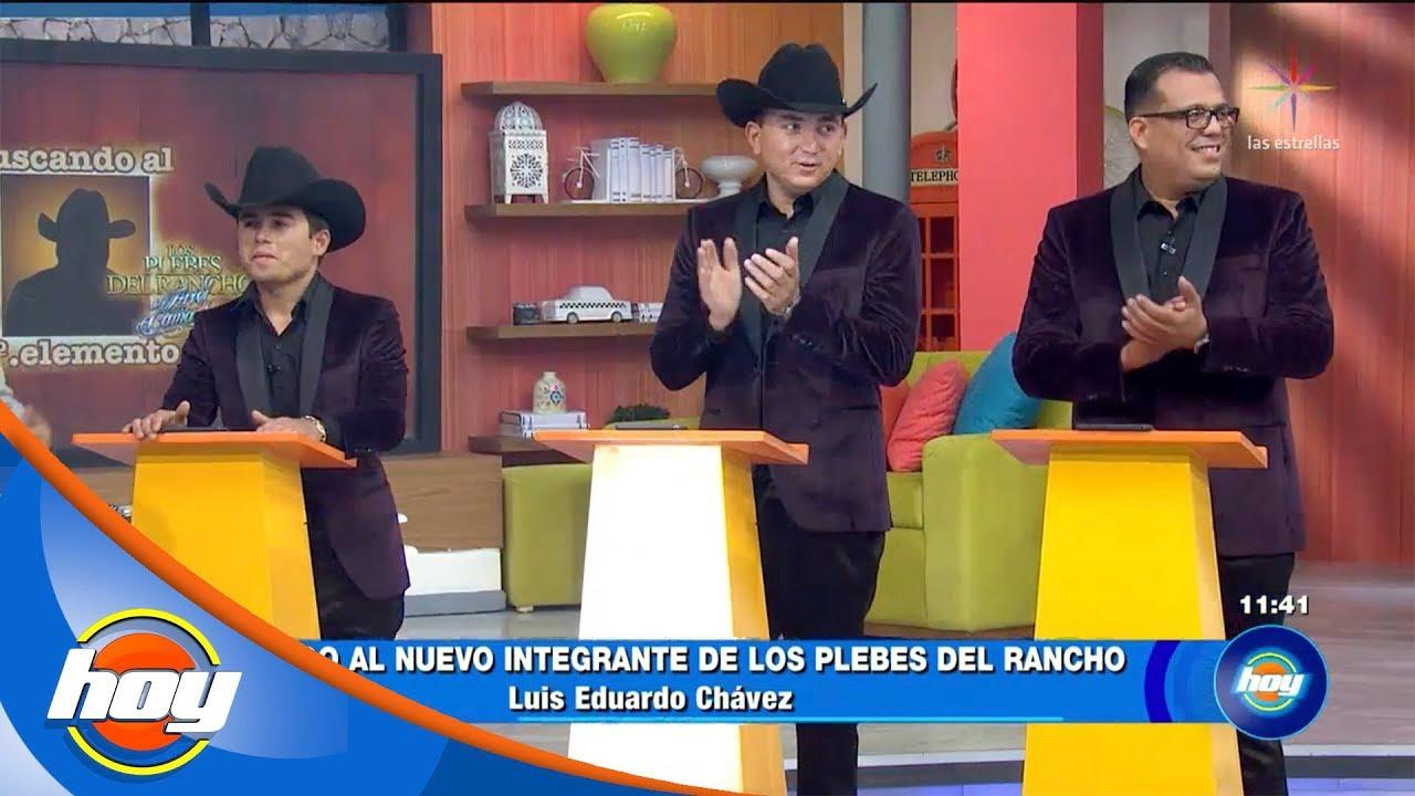 Buscando al nuevo integrante de los plebes del rancho for Cuarto integrante de los plebes del rancho