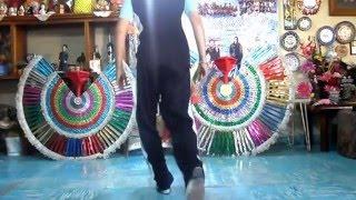 Danza De Arcos Y Tejedores Puebla Profr. Gabriel Arellano