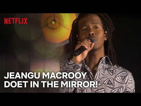 Jeangu Macrooy - In The Mirror (Cover) uit de film Eurovision Song Contest: The Story of Fire Saga