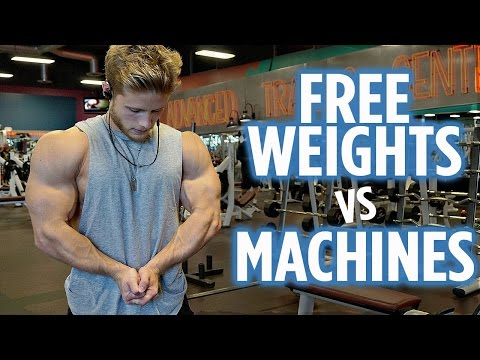 Free Weights vs Machines for Big Delts (6 Studies Explained) | Vegas Hotel Room Tour