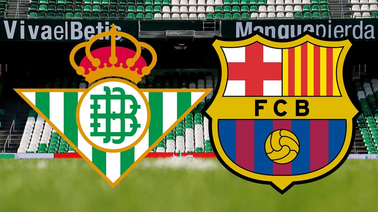 Image result for real betis vs barcelona