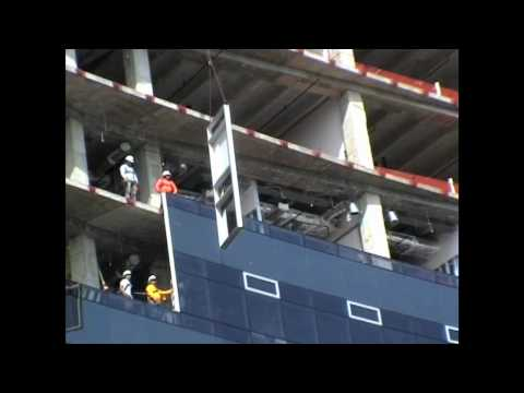 CTC Curtain Wall Install Video